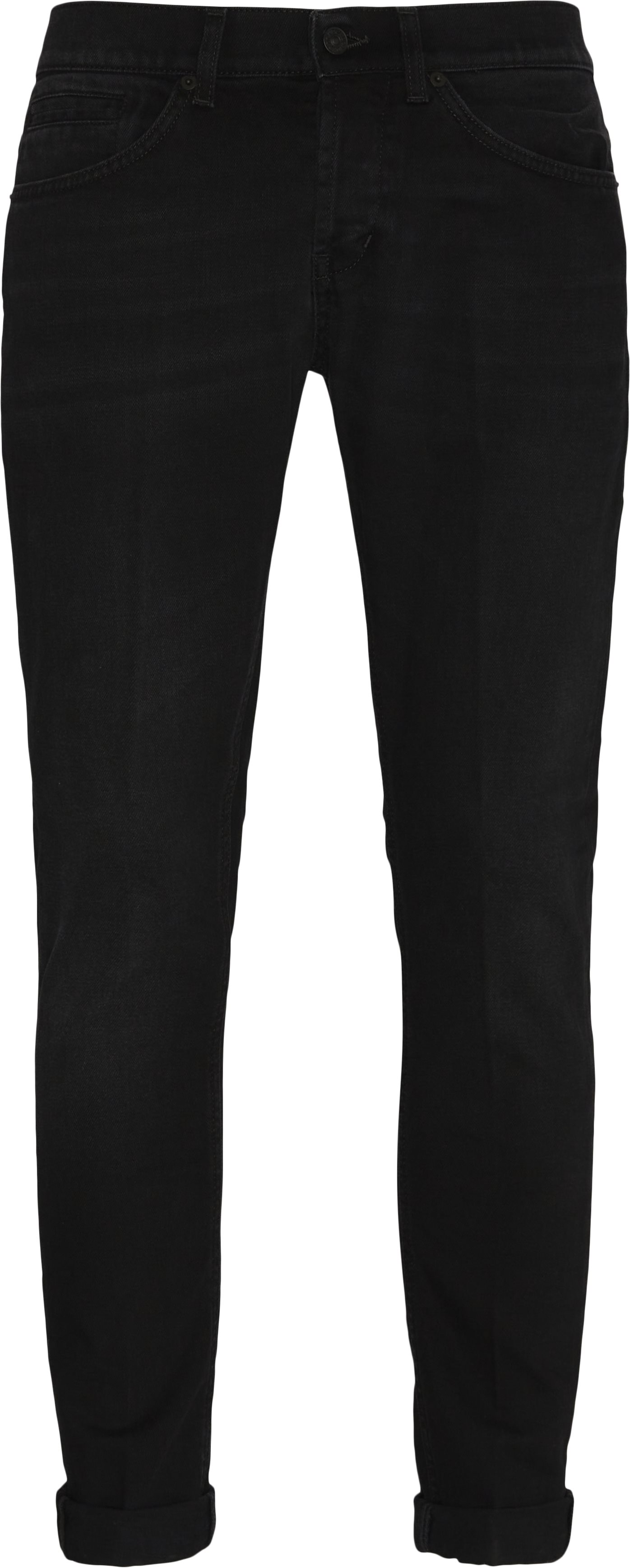 George Jeans - Jeans - Slim fit - Sort