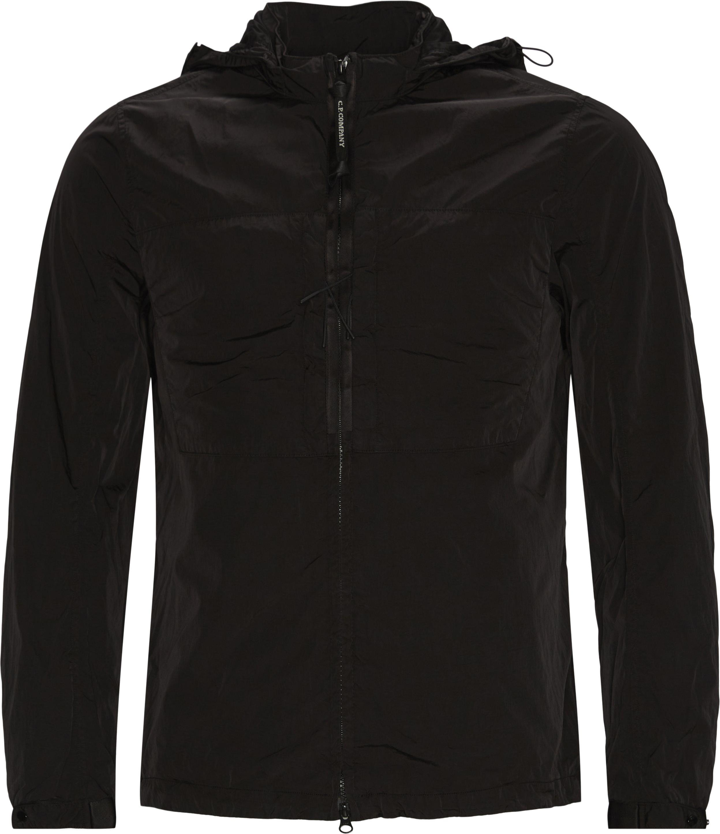 Goggle Jacket - Skjorter - Regular fit - Sort