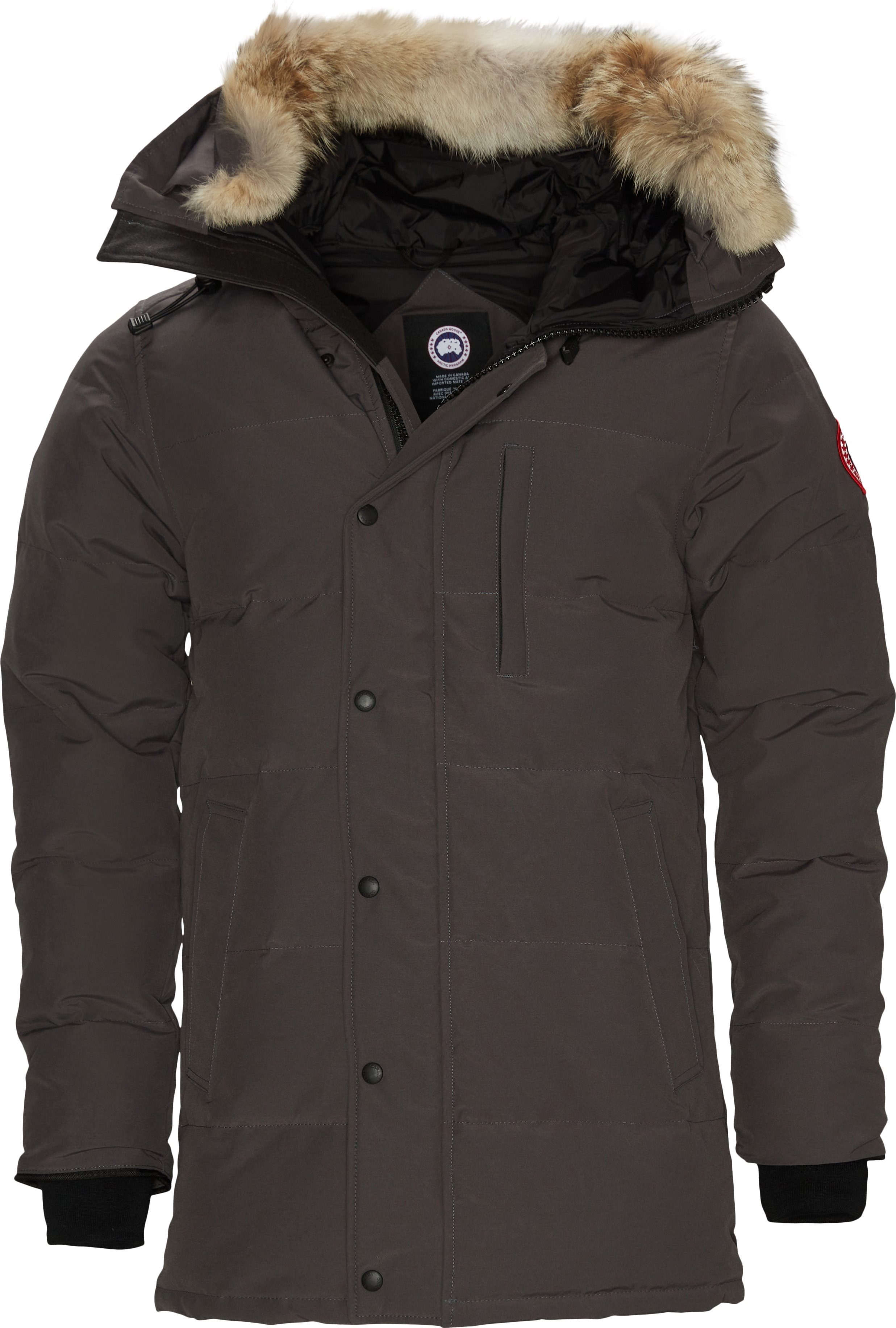 Jackets - Regular fit - Grey