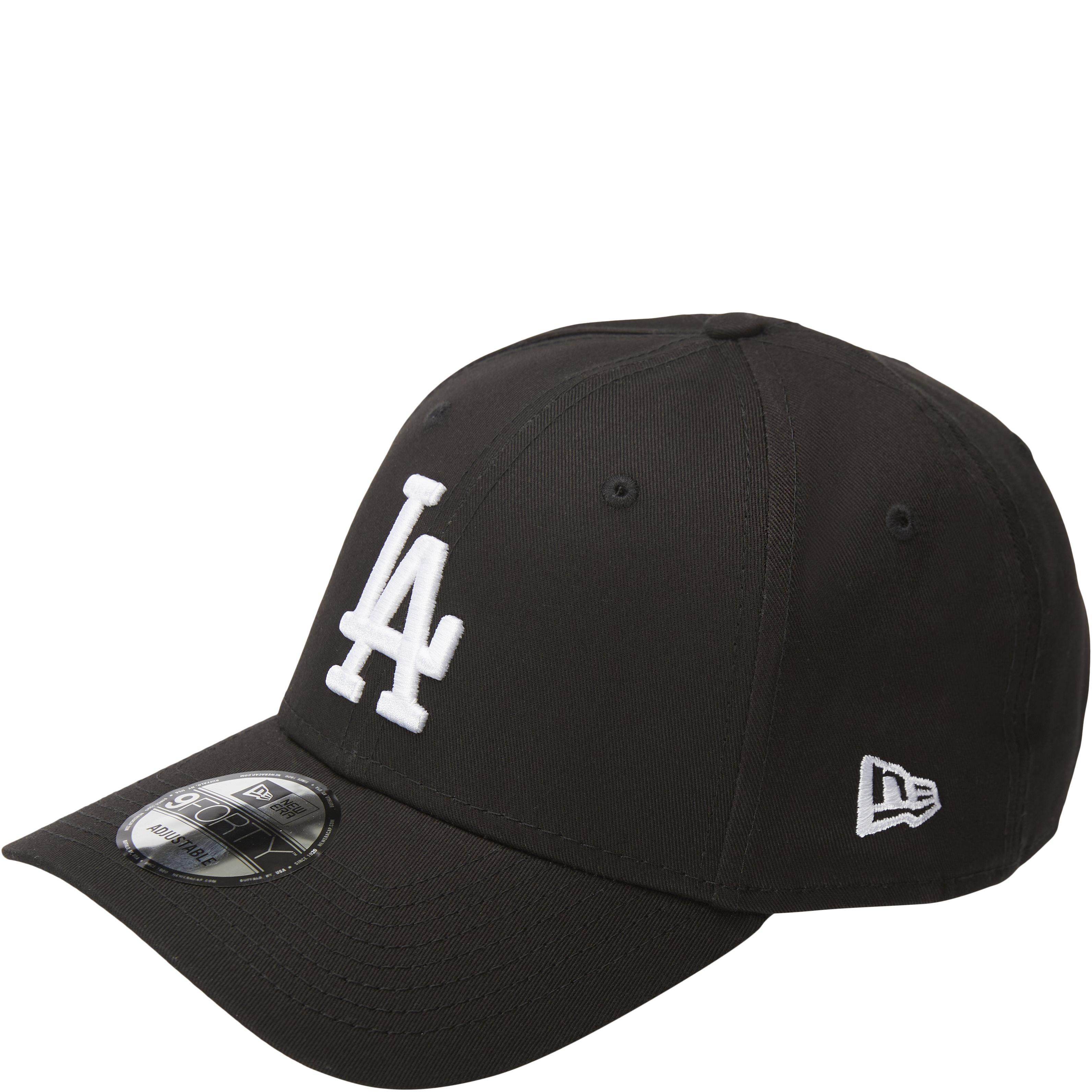 Caps - Black