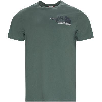T-shirts   Grøn