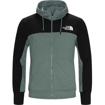 Sweatshirts | Grön