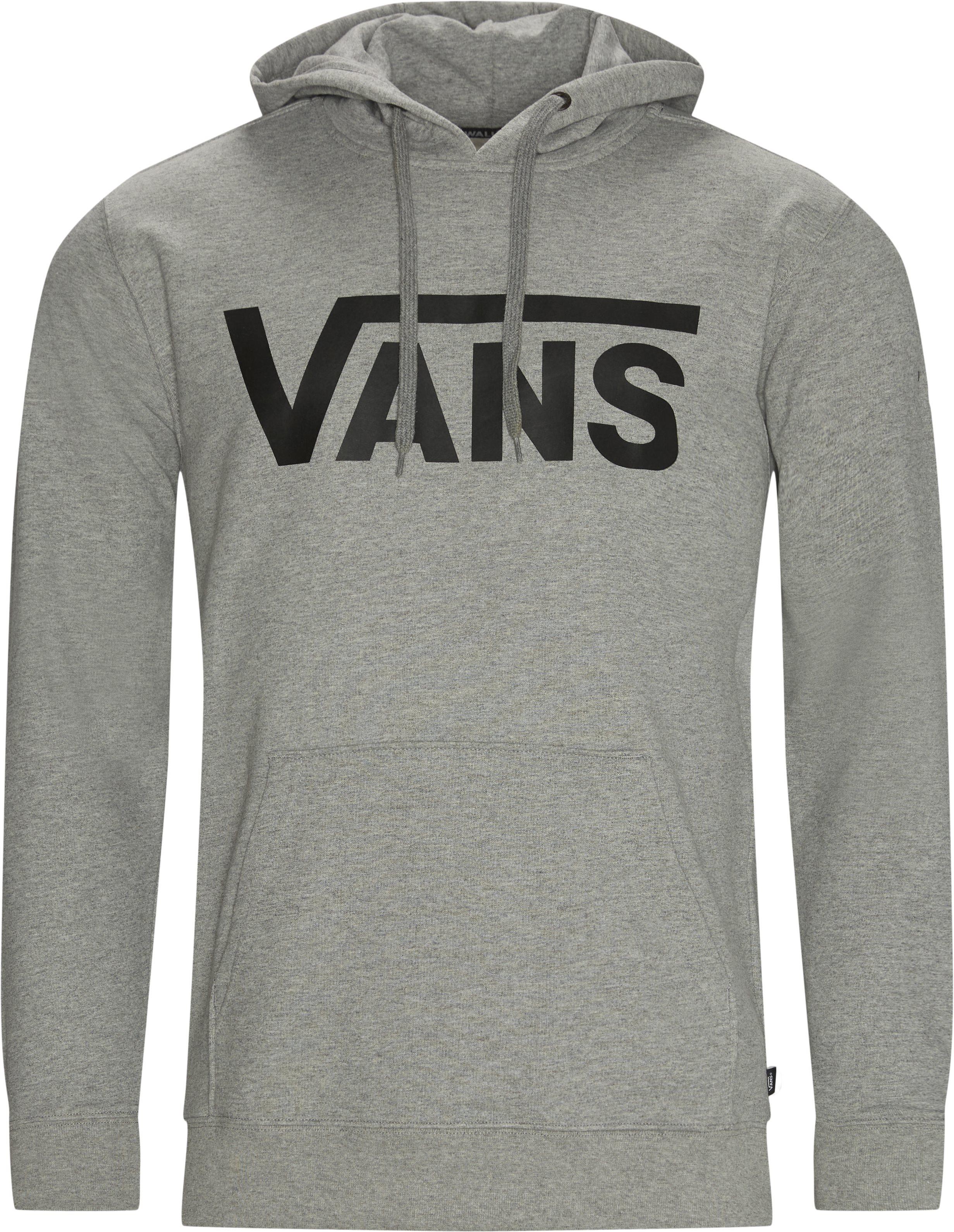 Vans Classic Po Hoodie - Sweatshirts - Regular fit - Grå