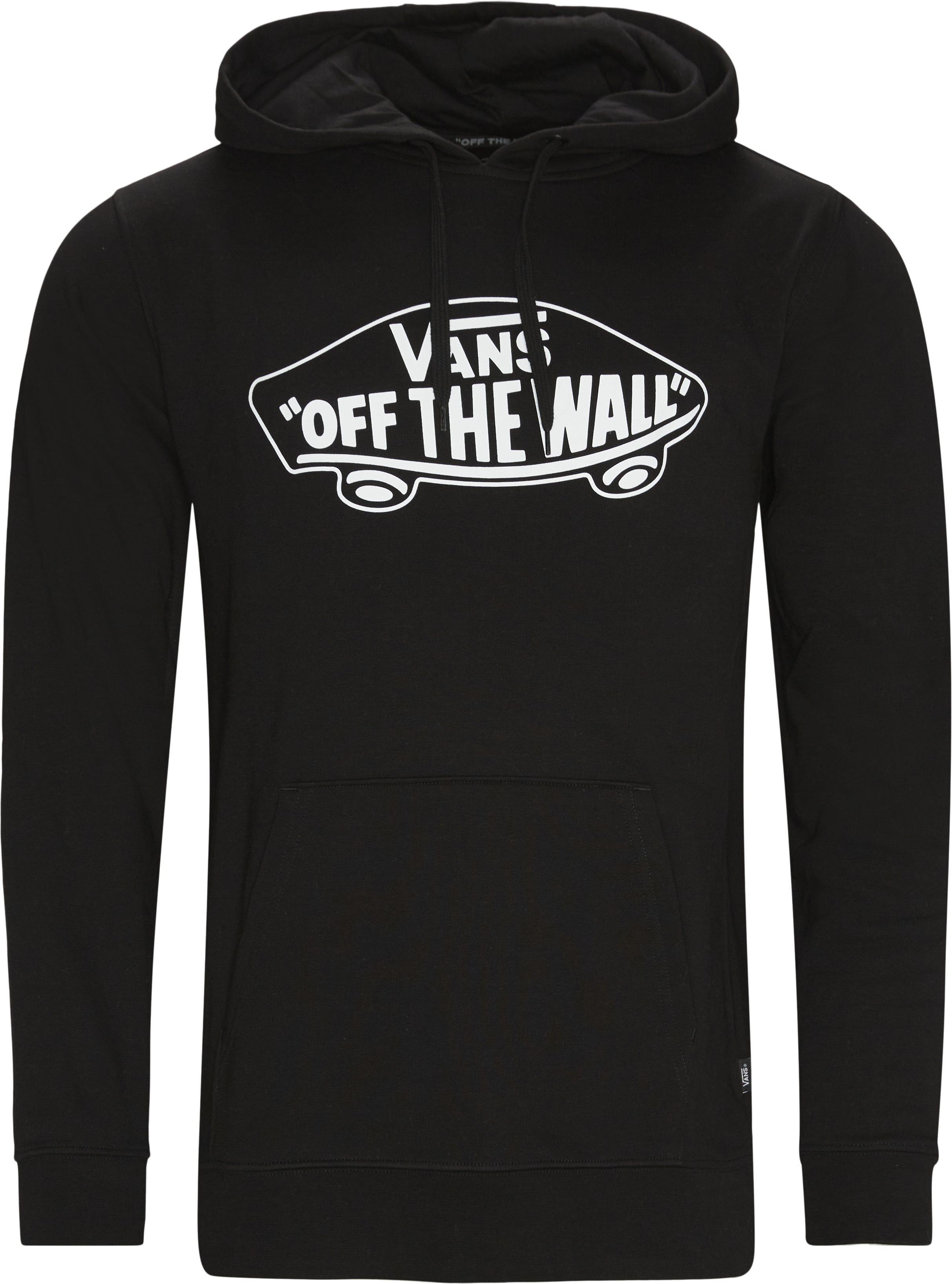 Classic Logo Hoodie - Sweatshirts - Regular fit - Sort