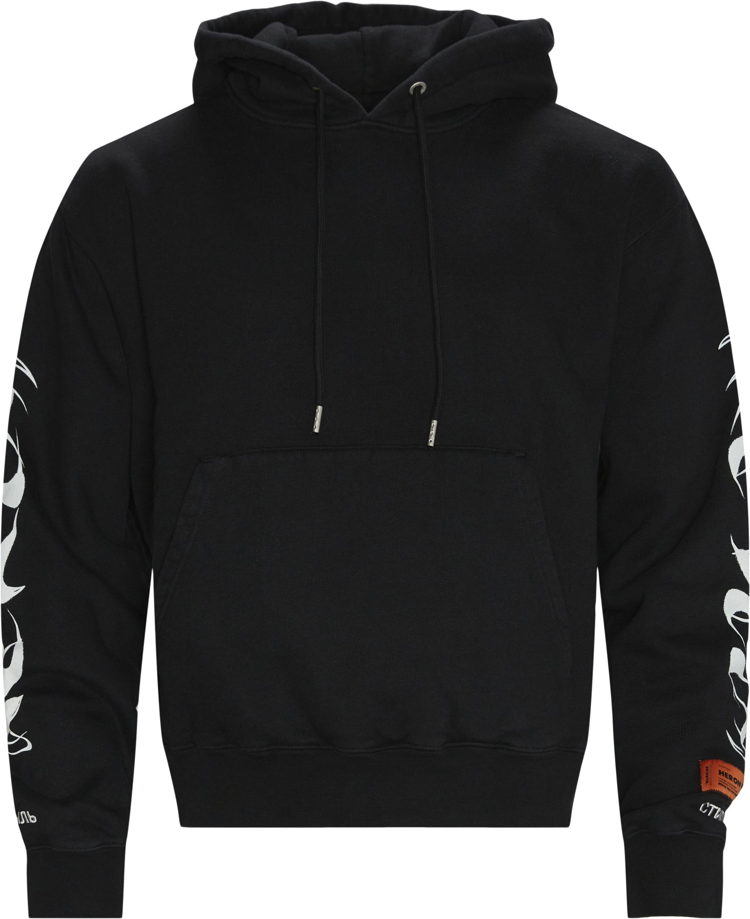 Sweatshirts - Oversize fit - Black