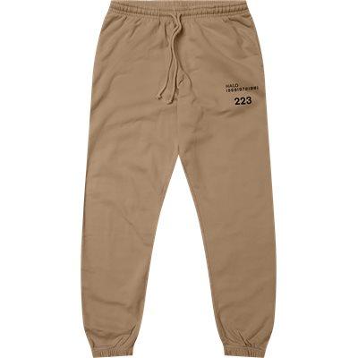 Cotton Sweatpant Regular fit | Cotton Sweatpant | Sand