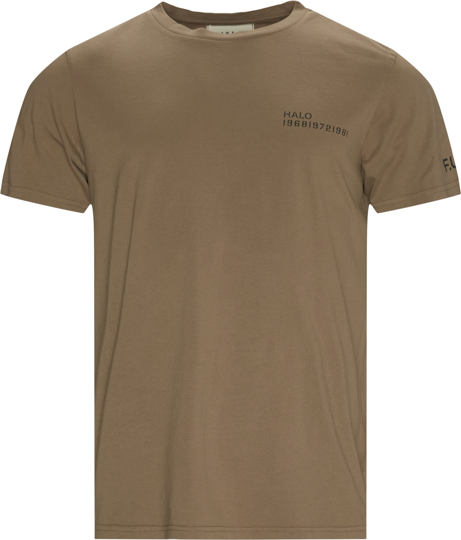 T-shirts - Sand