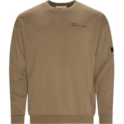 Cotton Crewneck Regular fit | Cotton Crewneck | Sand