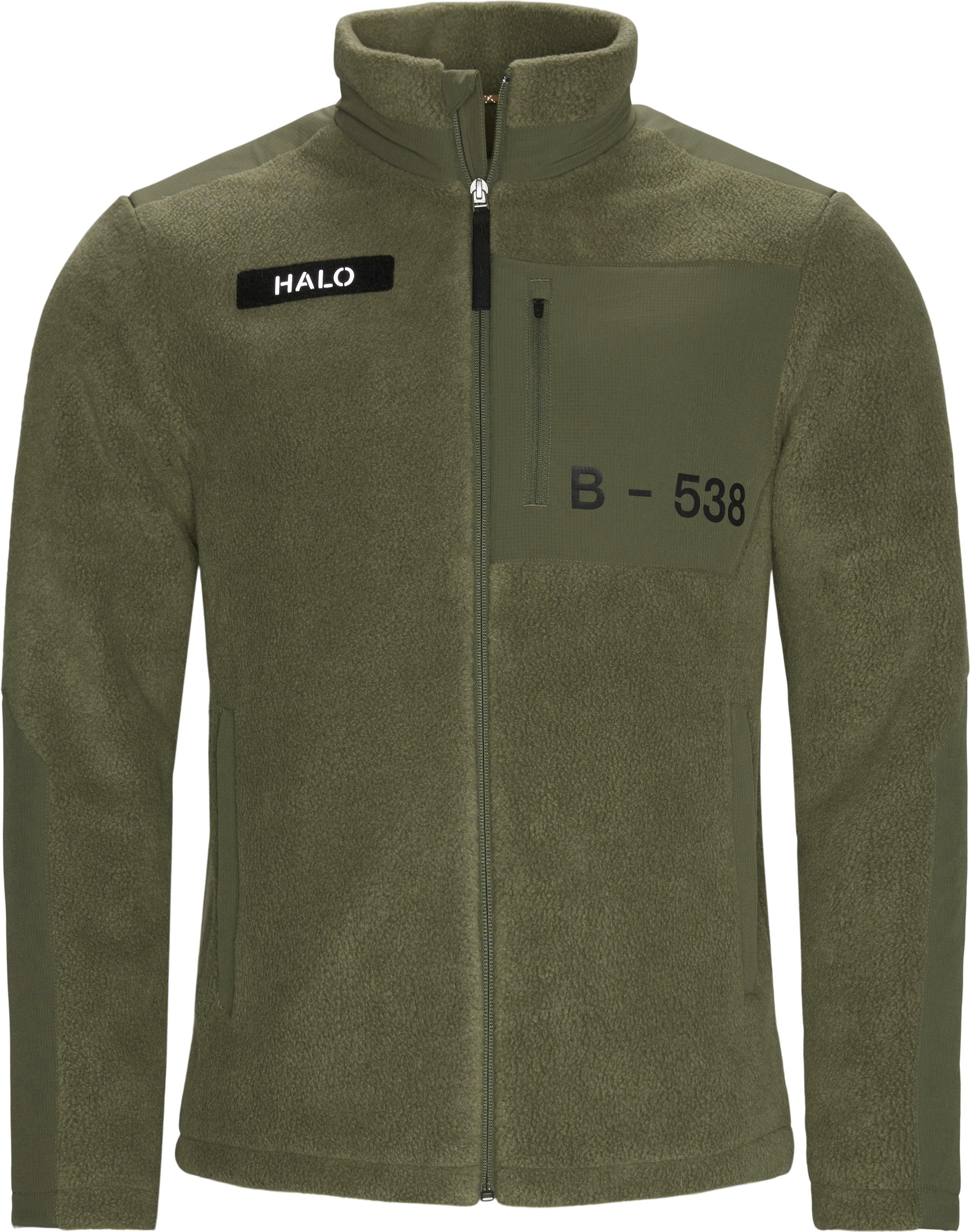 Fleece Jacket - Jackor - Regular fit - Armé