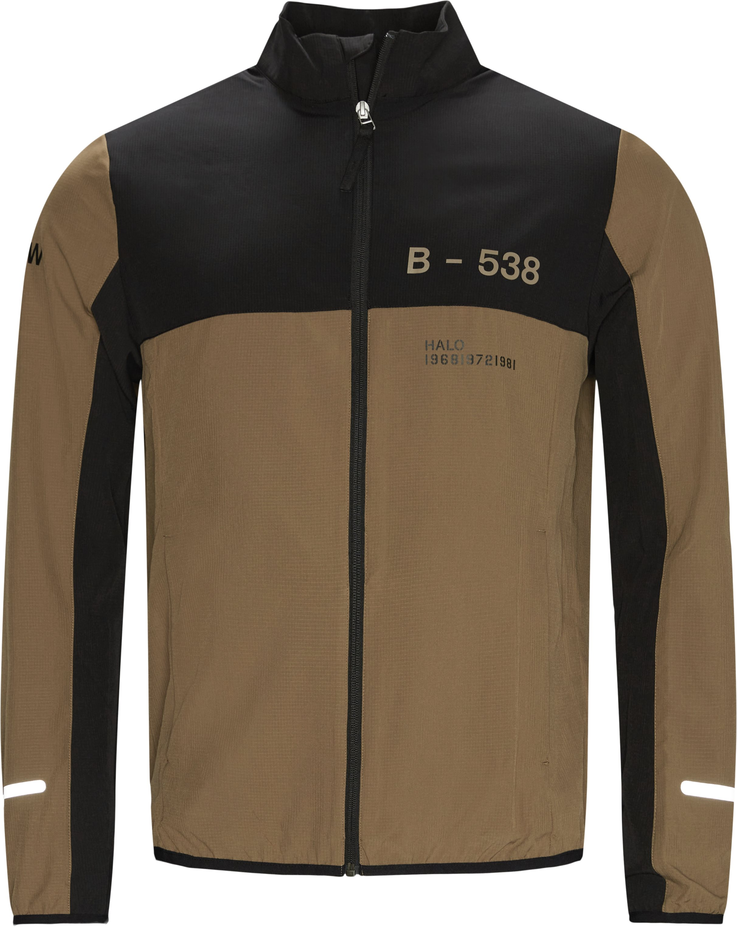 Tech Jacket  - Sweatshirts - Regular fit - Sand