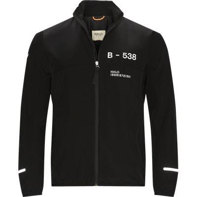 Tech Jacket  Regular fit | Tech Jacket  | Sort