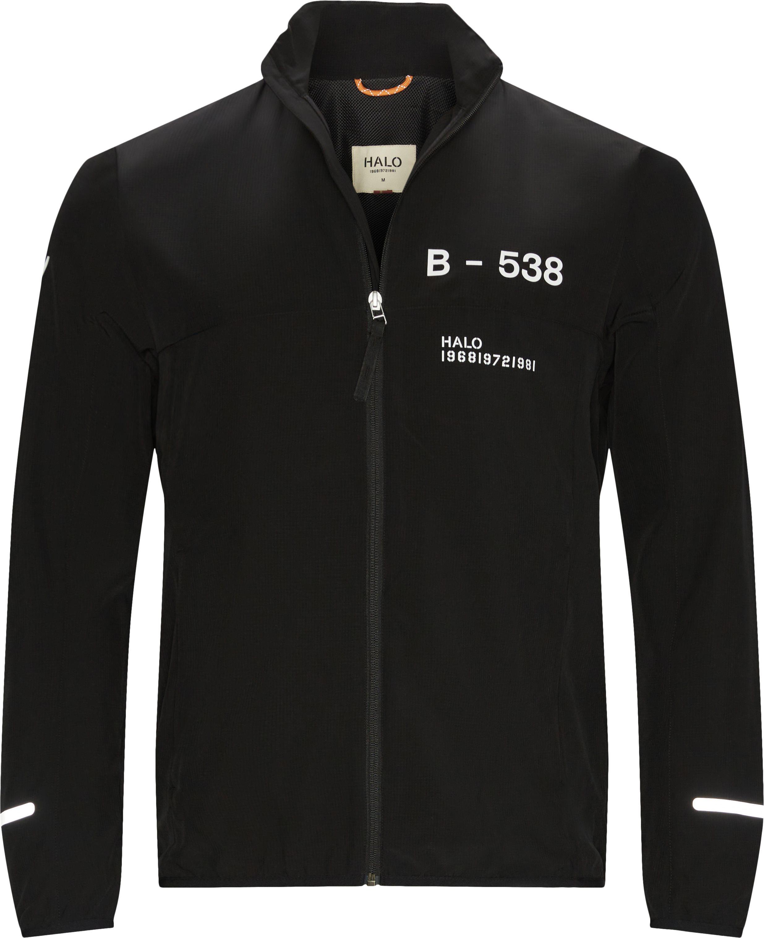 Tech Jacket  - Sweatshirts - Regular fit - Svart