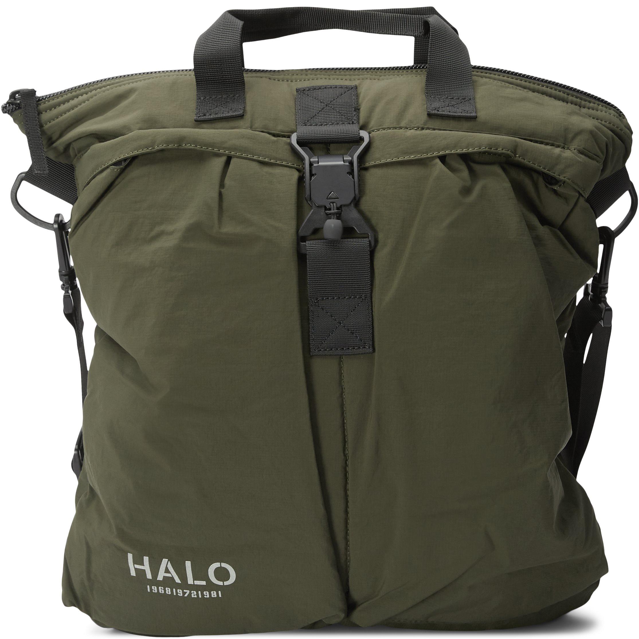 Helmet Bag - Väskor - Grön