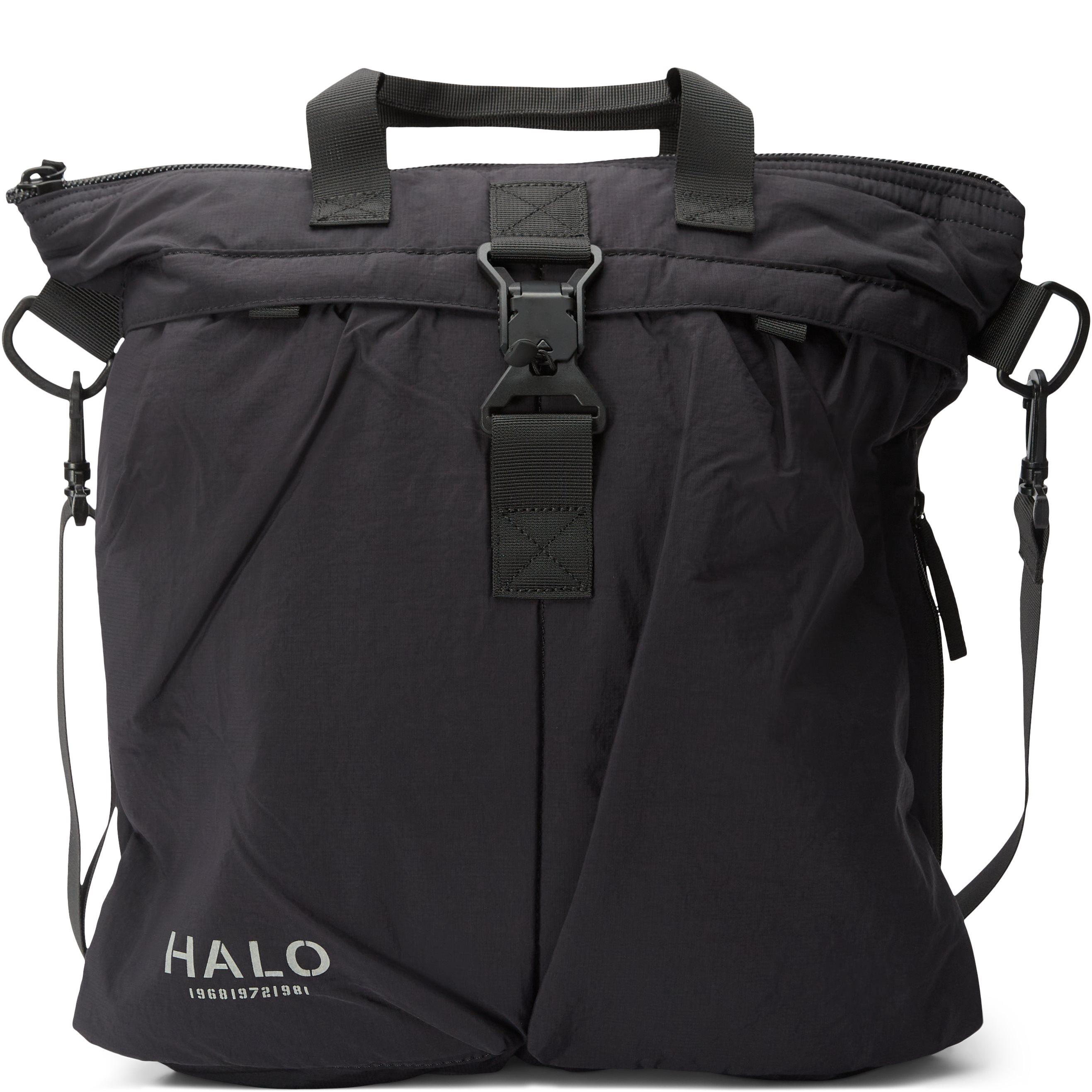 Helmet Bag - Väskor - Svart