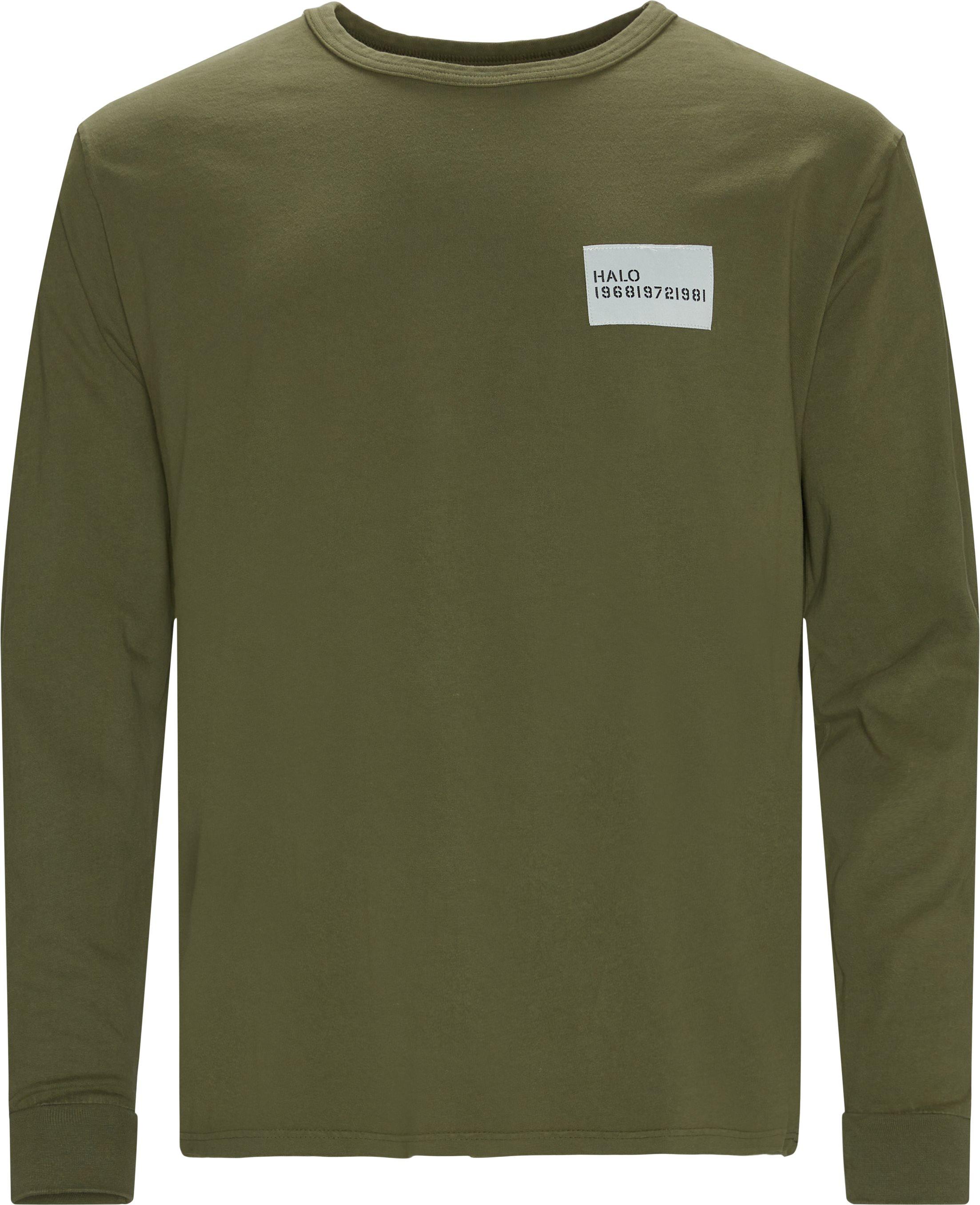 T-shirts - Grön