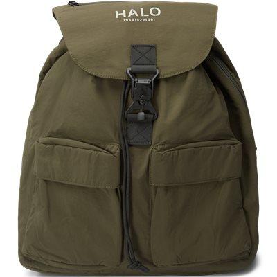 Nylon Backpack Nylon Backpack | Grøn