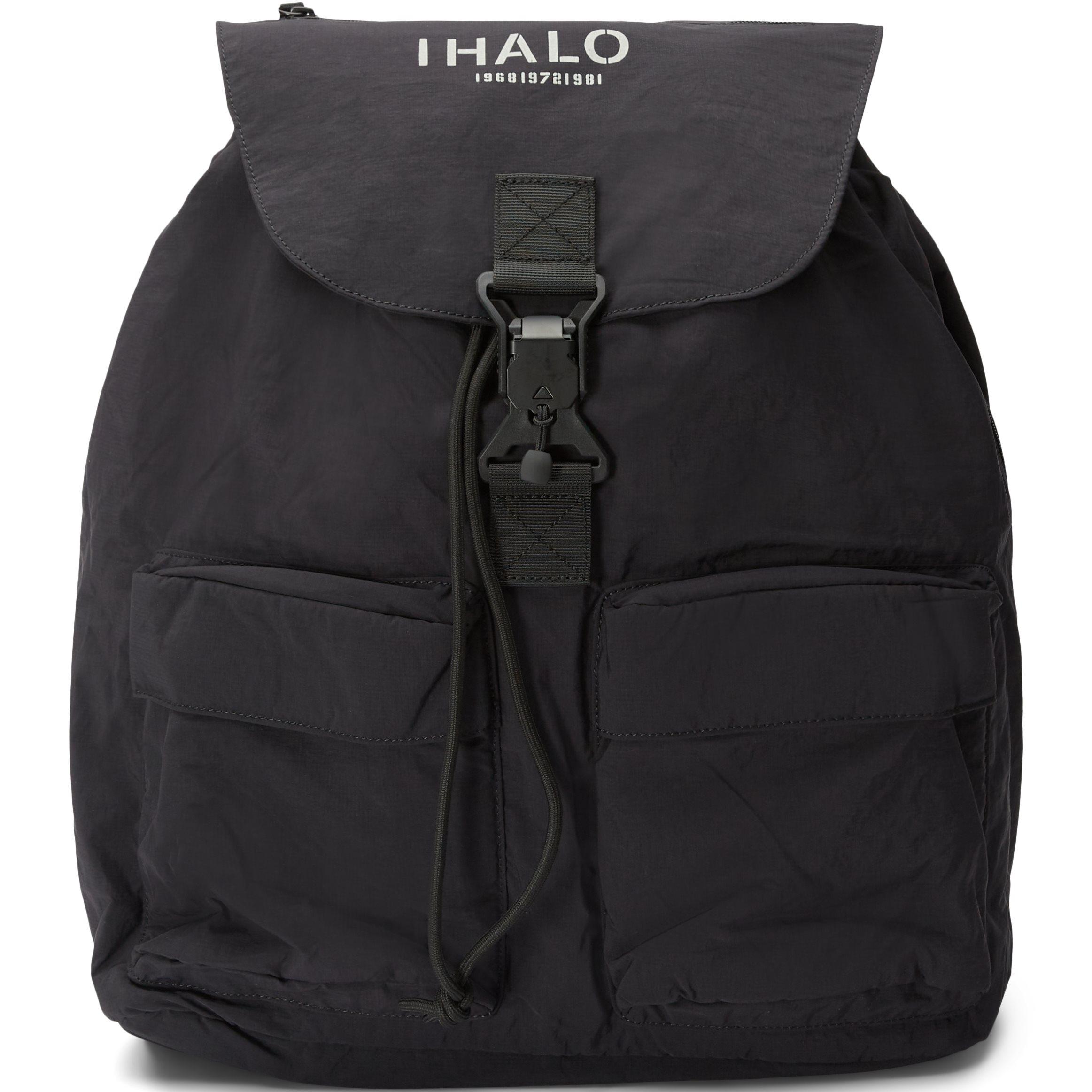 Nylon Backpack - Väskor - Svart