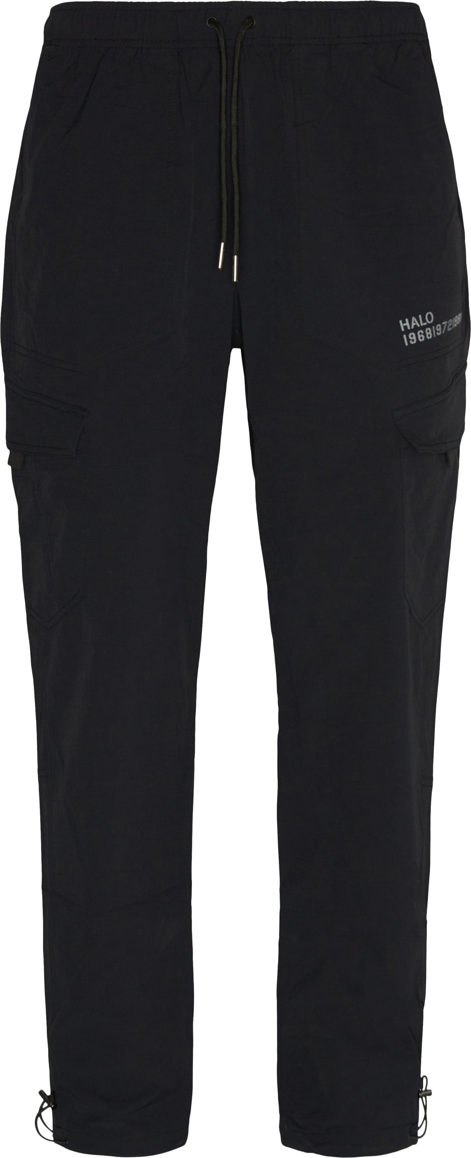 Trail Pant - Trousers - Regular fit - Black