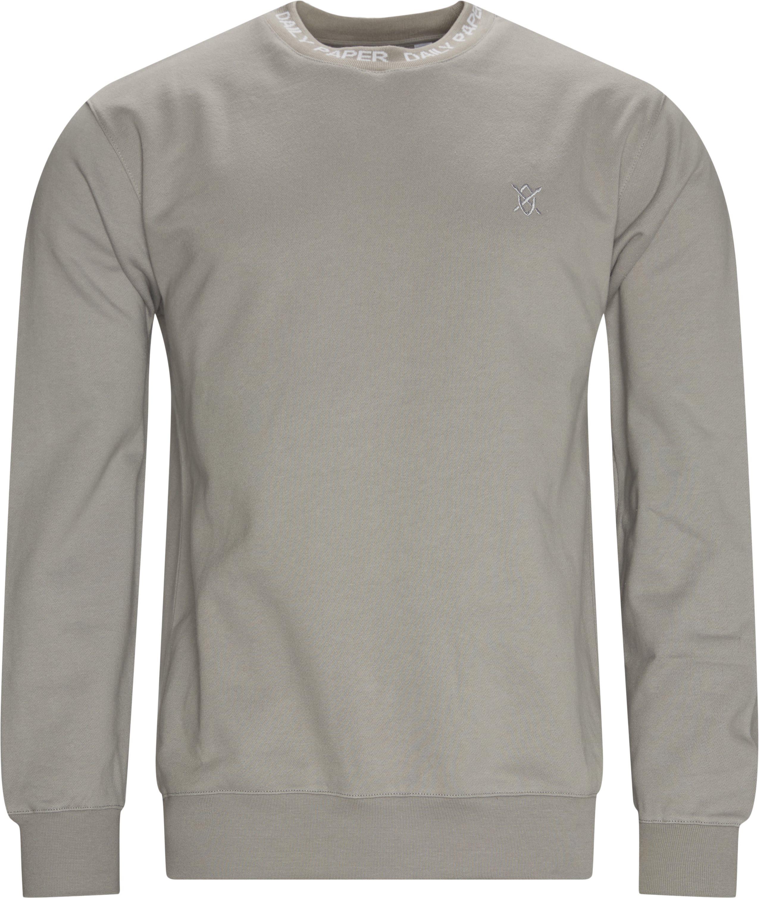 Sweatshirts - Grå
