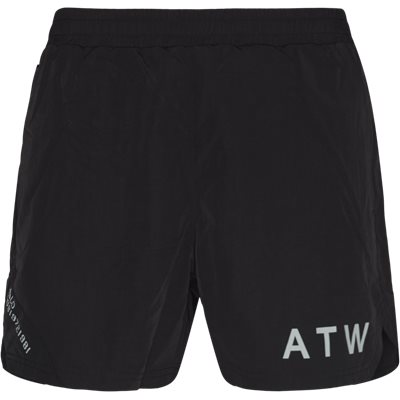 Atw Shorts Straight fit | Atw Shorts | Svart