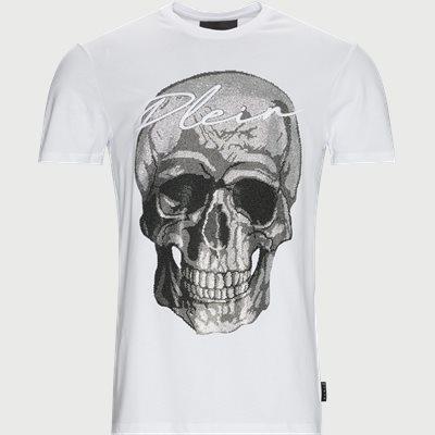 T-shirts   Hvid