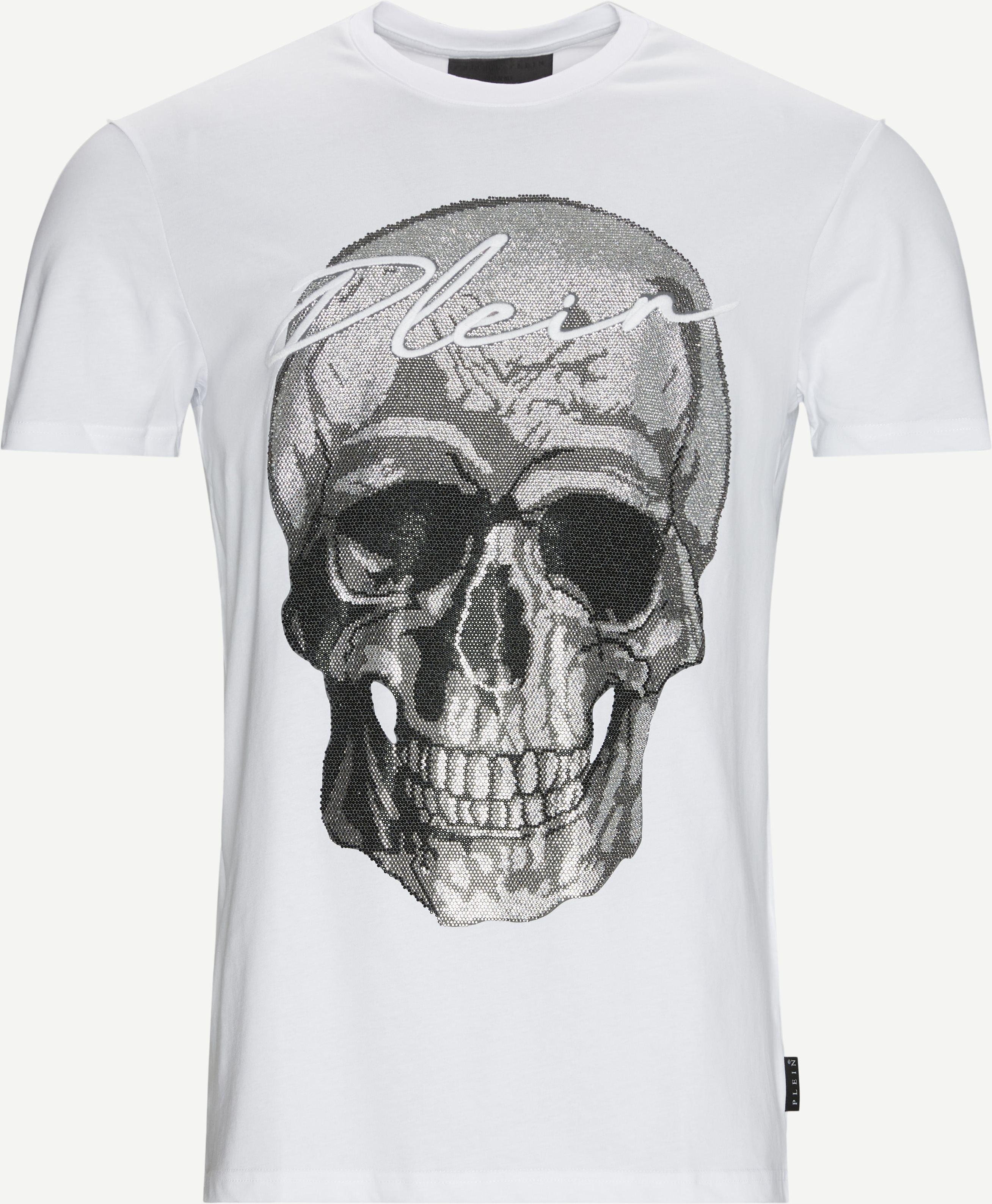 T-shirts - Hvid