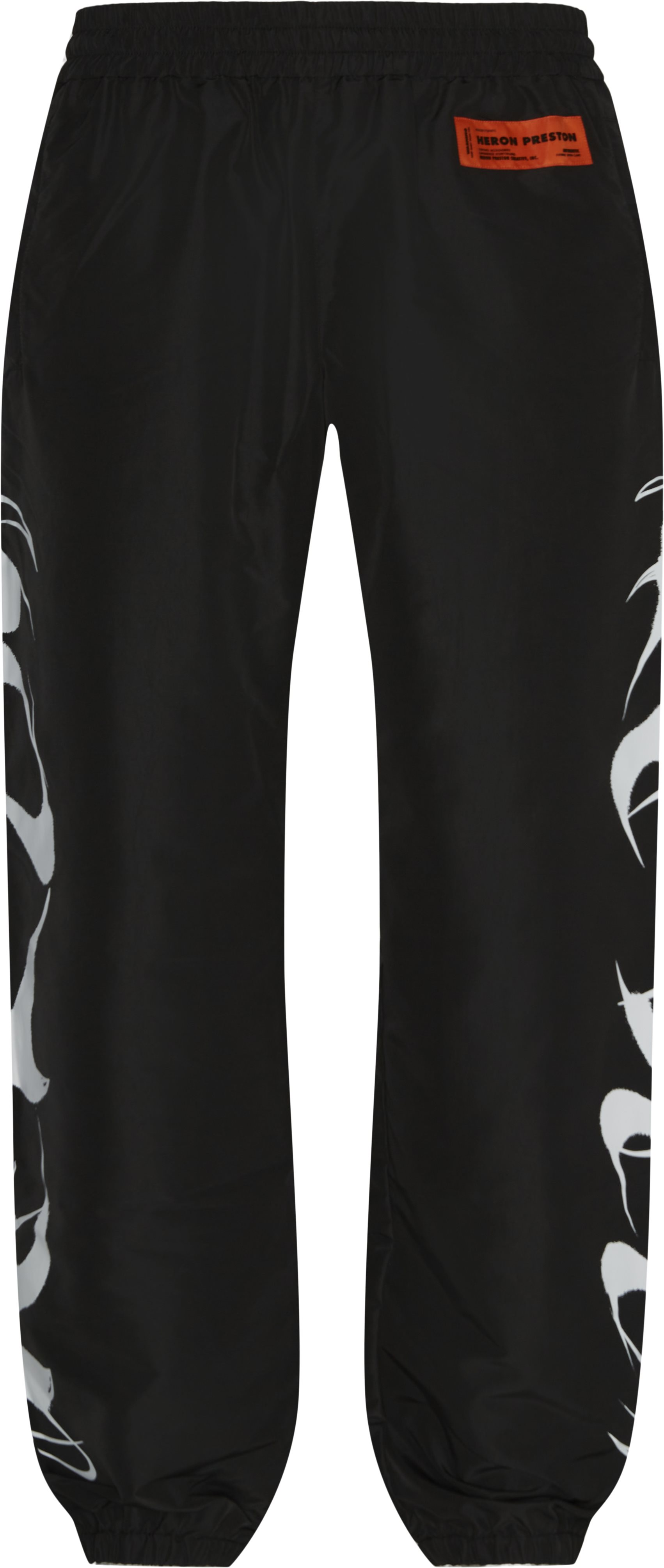 Trousers - Casual fit - Black