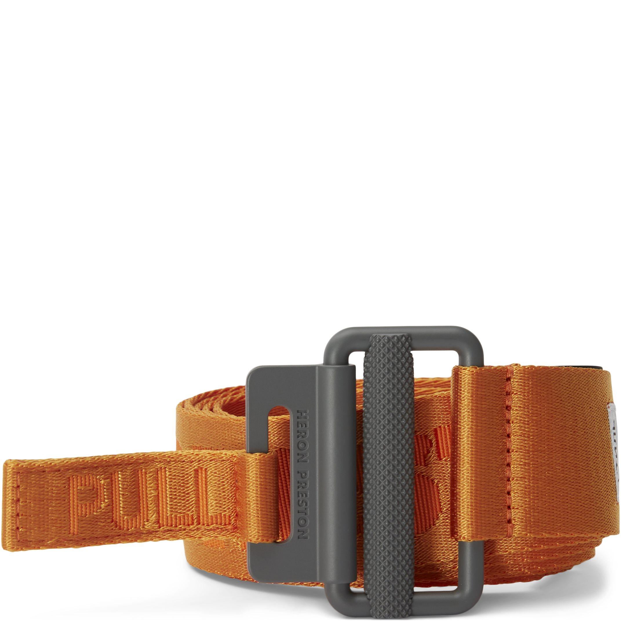 Belts - Orange