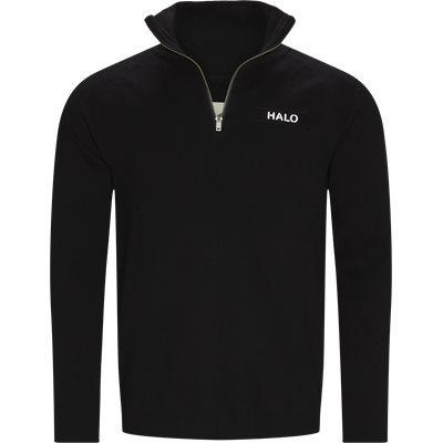 Half Zip Sweatshirt Regular fit   Half Zip Sweatshirt   Sort