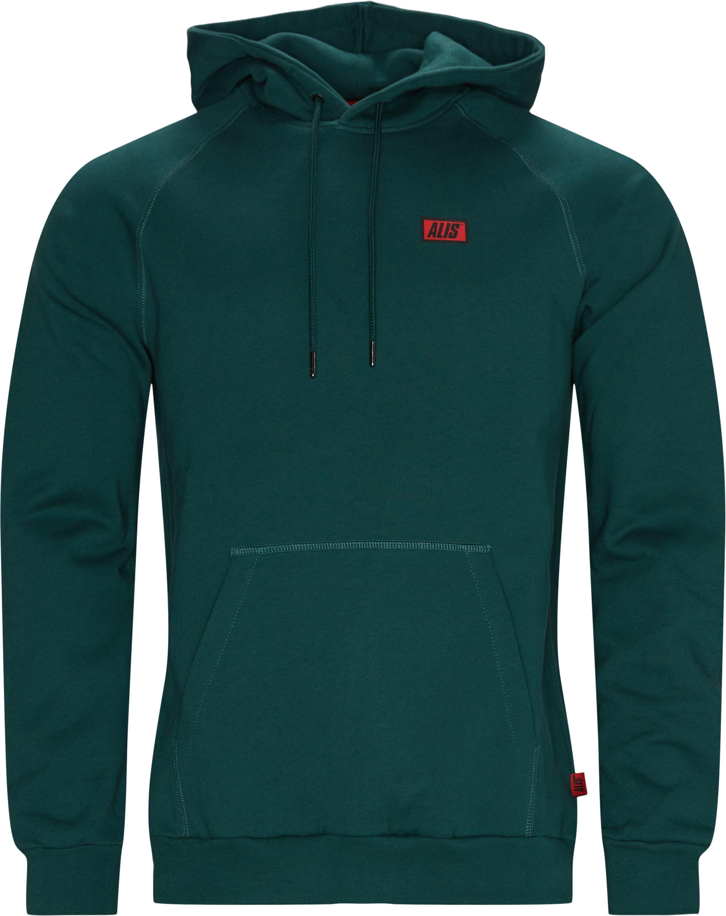 Sweatshirts - Grøn
