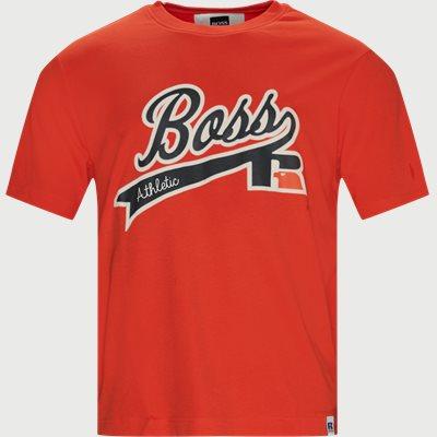 BOSS x Russel T-shirt Regular fit | BOSS x Russel T-shirt | Orange