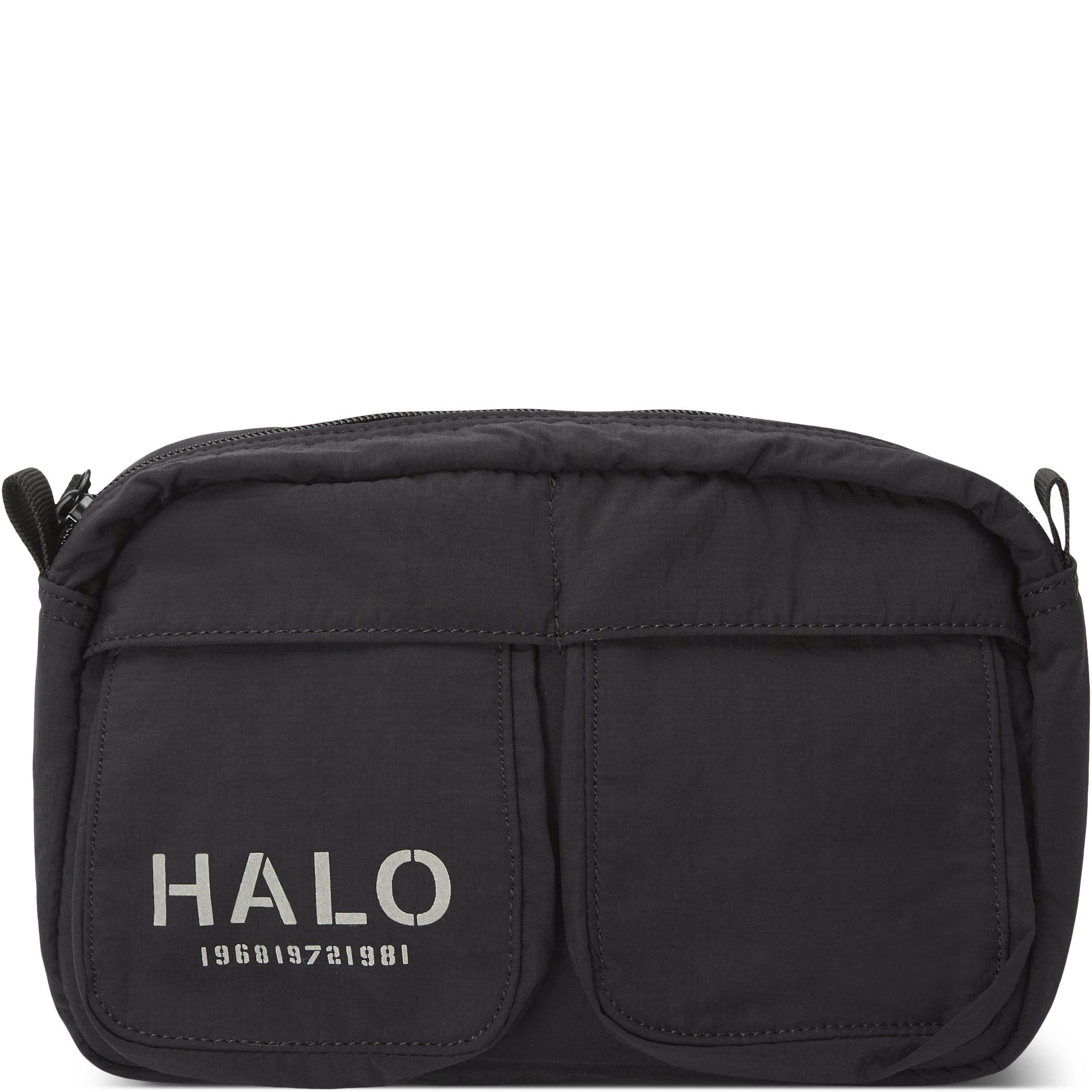 Nylon Waist Bag - Väskor - Svart