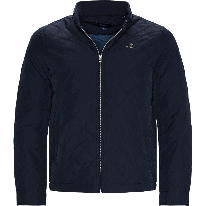 Køb Gant – Quilted Windcheater Jacket