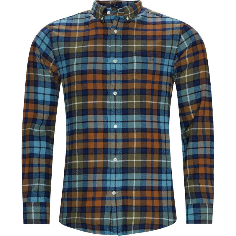 Køb Gant – Flannel Check Skjorte