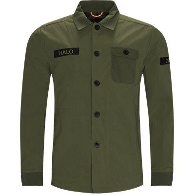 Field Overshirt Jakke Regular fit | Field Overshirt Jakke | Army