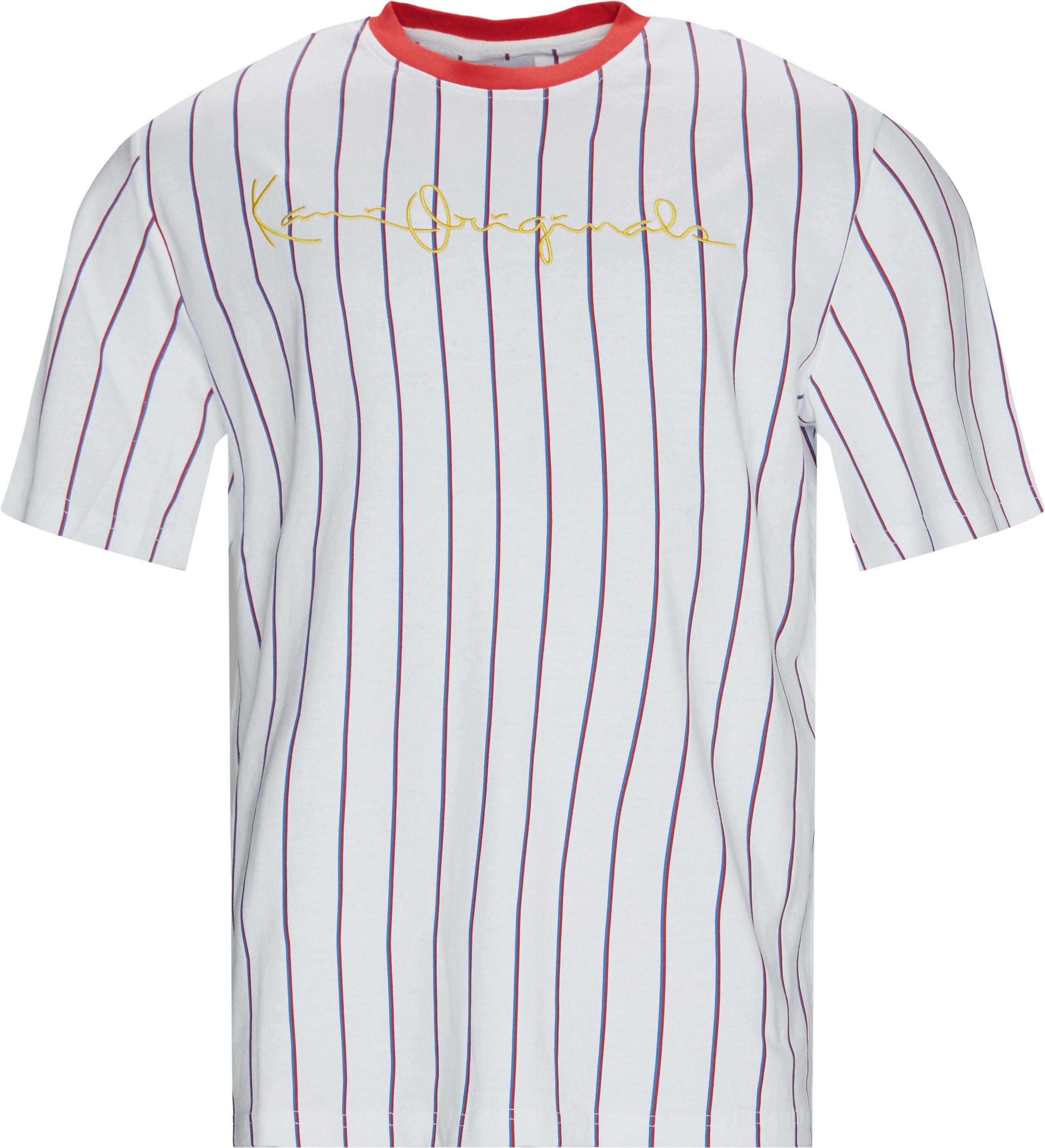 T-shirts - Vit