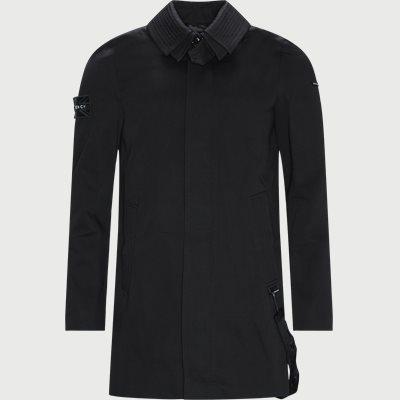 The Knight Coat Slim fit | The Knight Coat | Sort