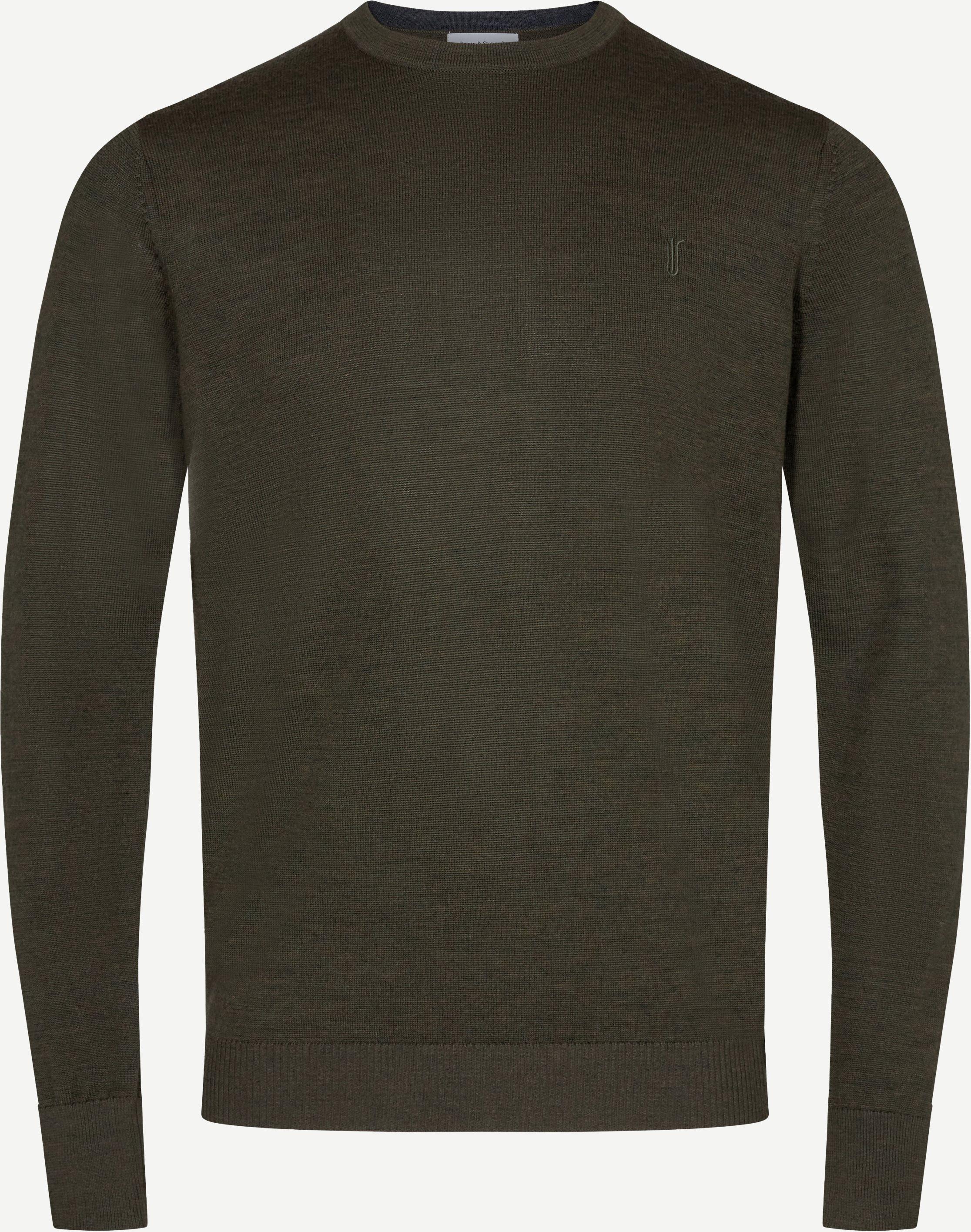 Knitwear - Green