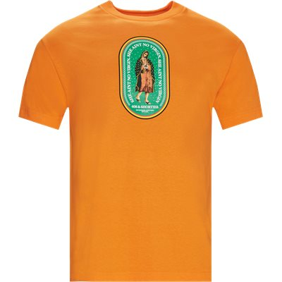 T-shirts | Orange
