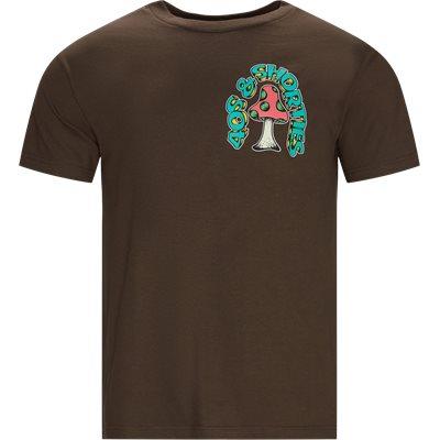 T-shirts   Brun