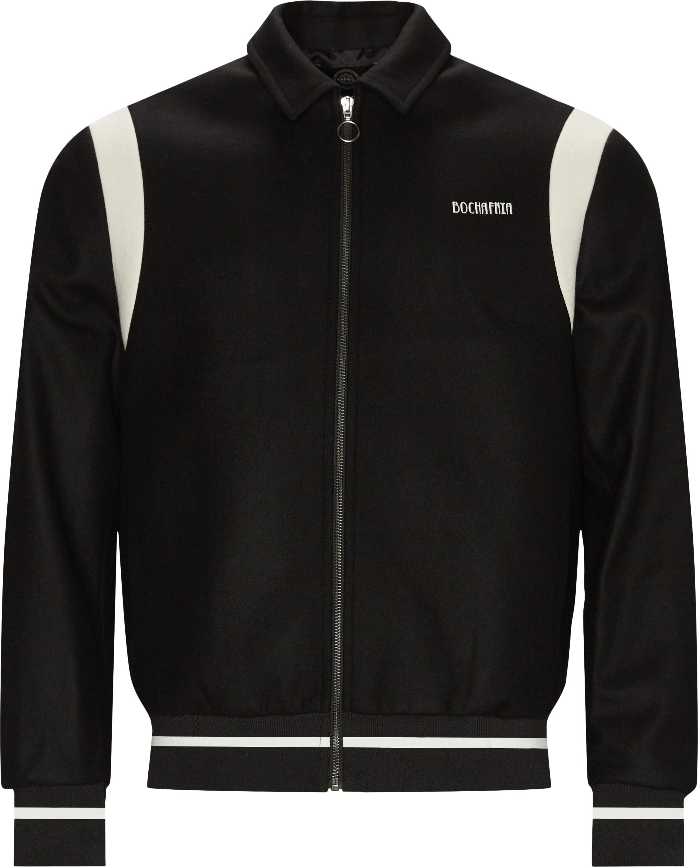 BOCxBLS College Jacket - Jakker - Regular fit - Sort