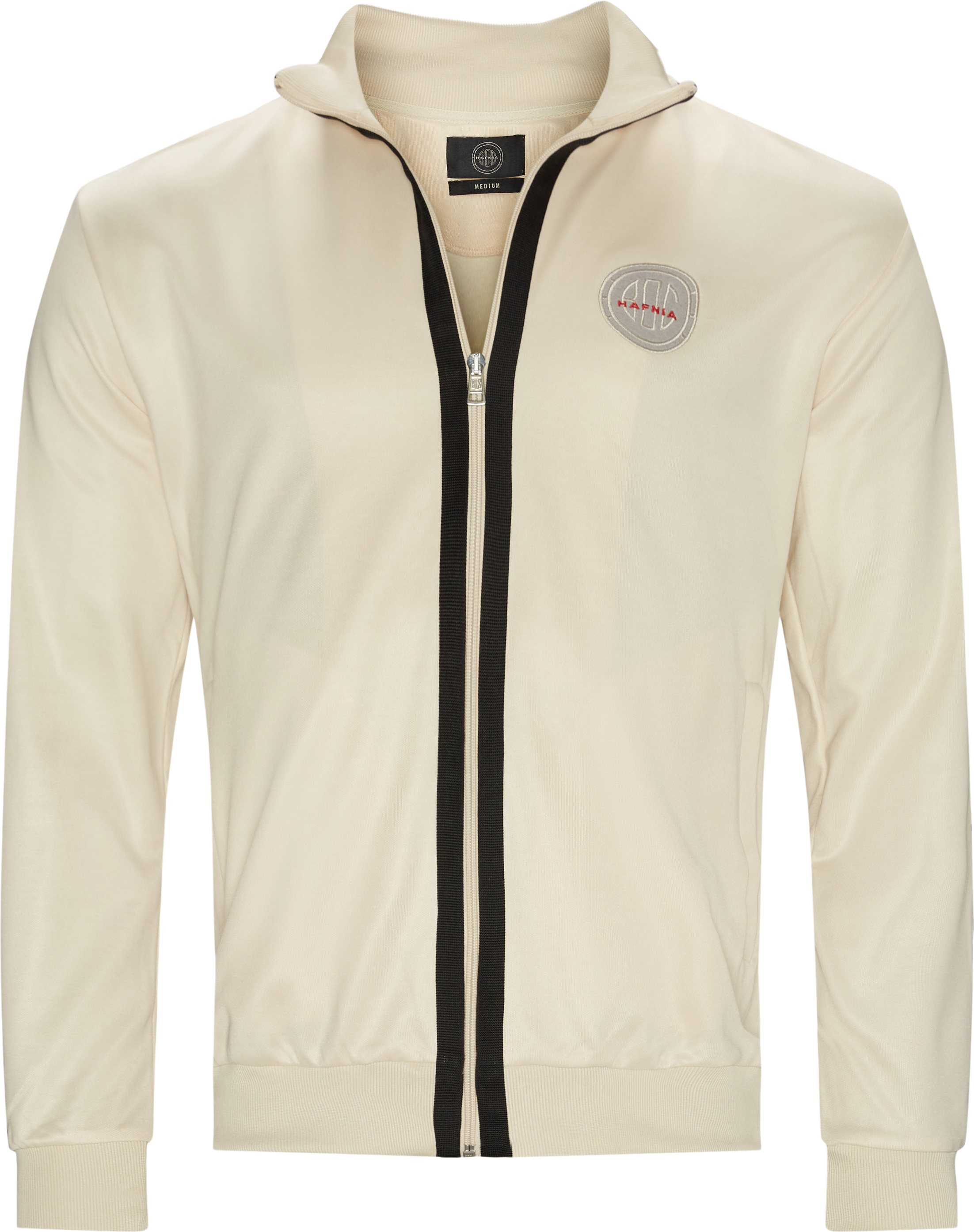BOCxBLS Track Jacket - Sweatshirts - Regular fit - Sand