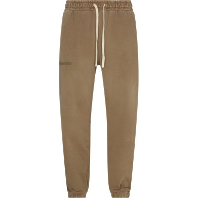 Project Earth sweatpants Regular fit | Project Earth sweatpants | Brun