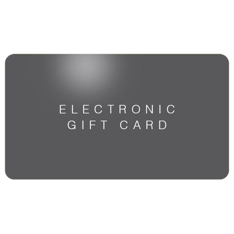 Elektronisk Gavekort - Elektronisk Gavekort